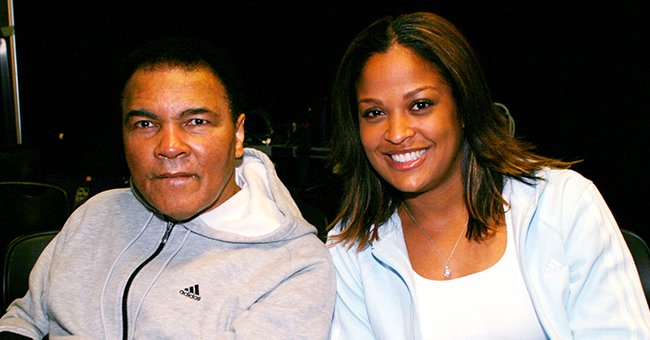 See Muhammad Ali's Daughter Laila's Impressive Boxing Skills That Prove She Has Still Got It