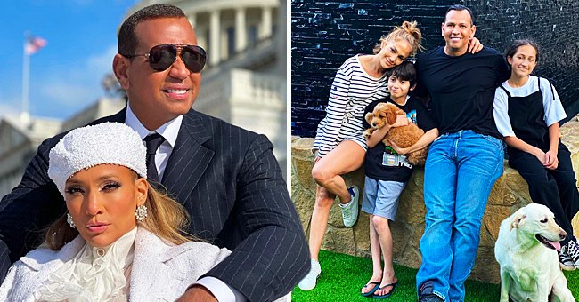 Hollywood Life: J Lo & A-Rod Are Back Together for the Sake of Their Children