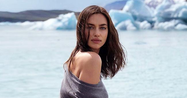 Irina Shayk Shares New Photos from Iceland Amid Bradley Cooper Split