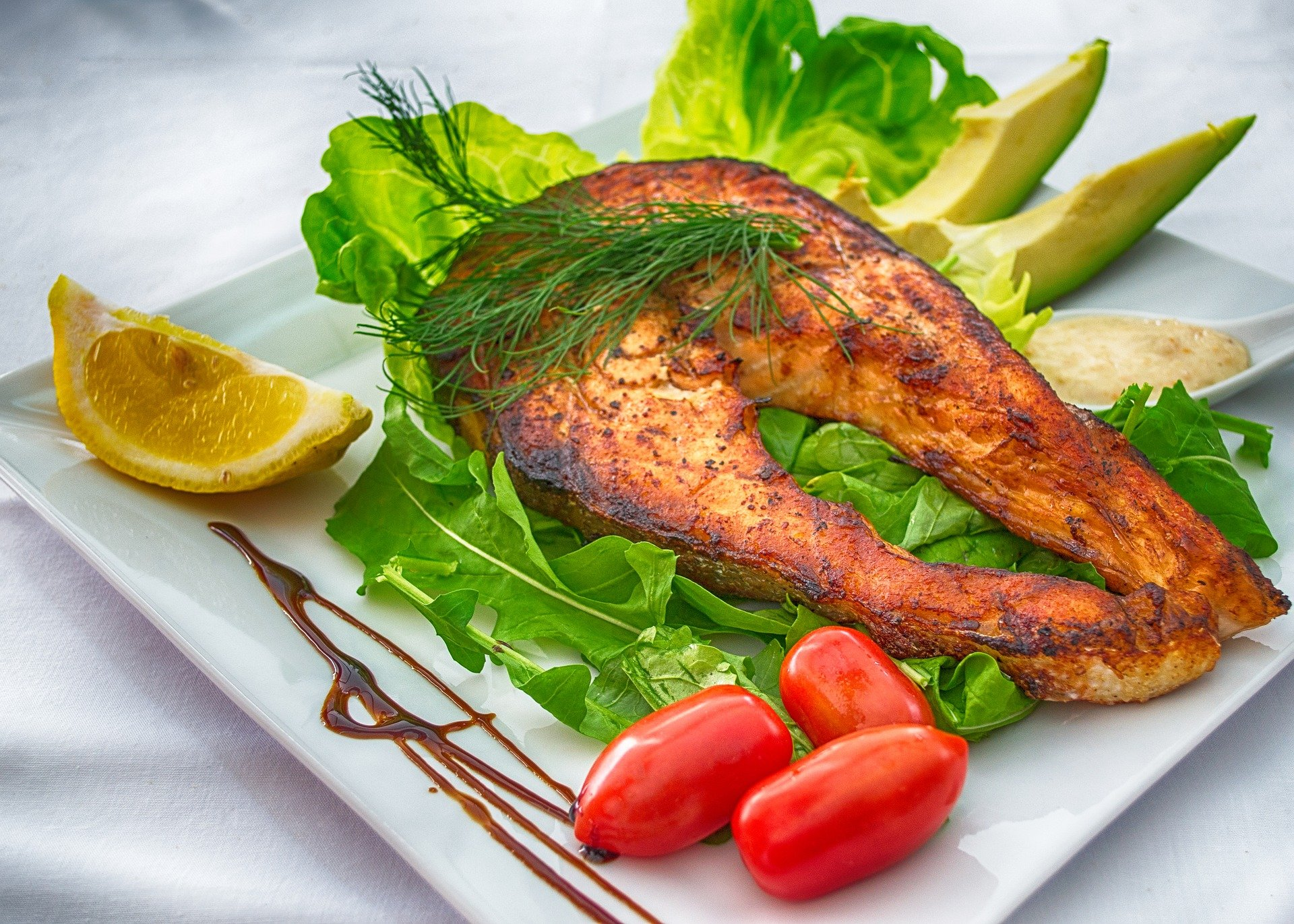 Susan had planned a lovely fish dinner that night.   Photo: Pixabay
