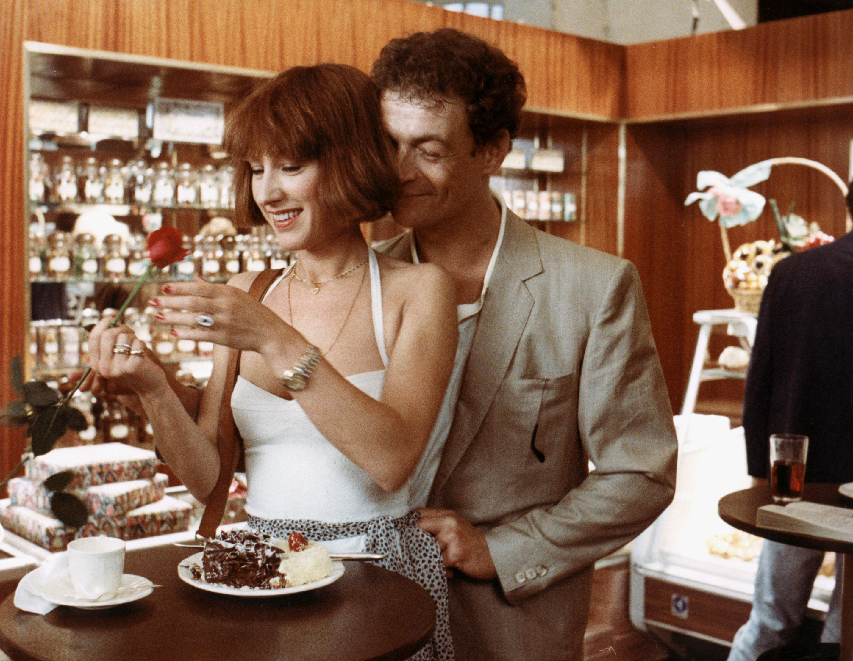 Nathalie Baye et Philippe Léotard. | Photo : Getty Images
