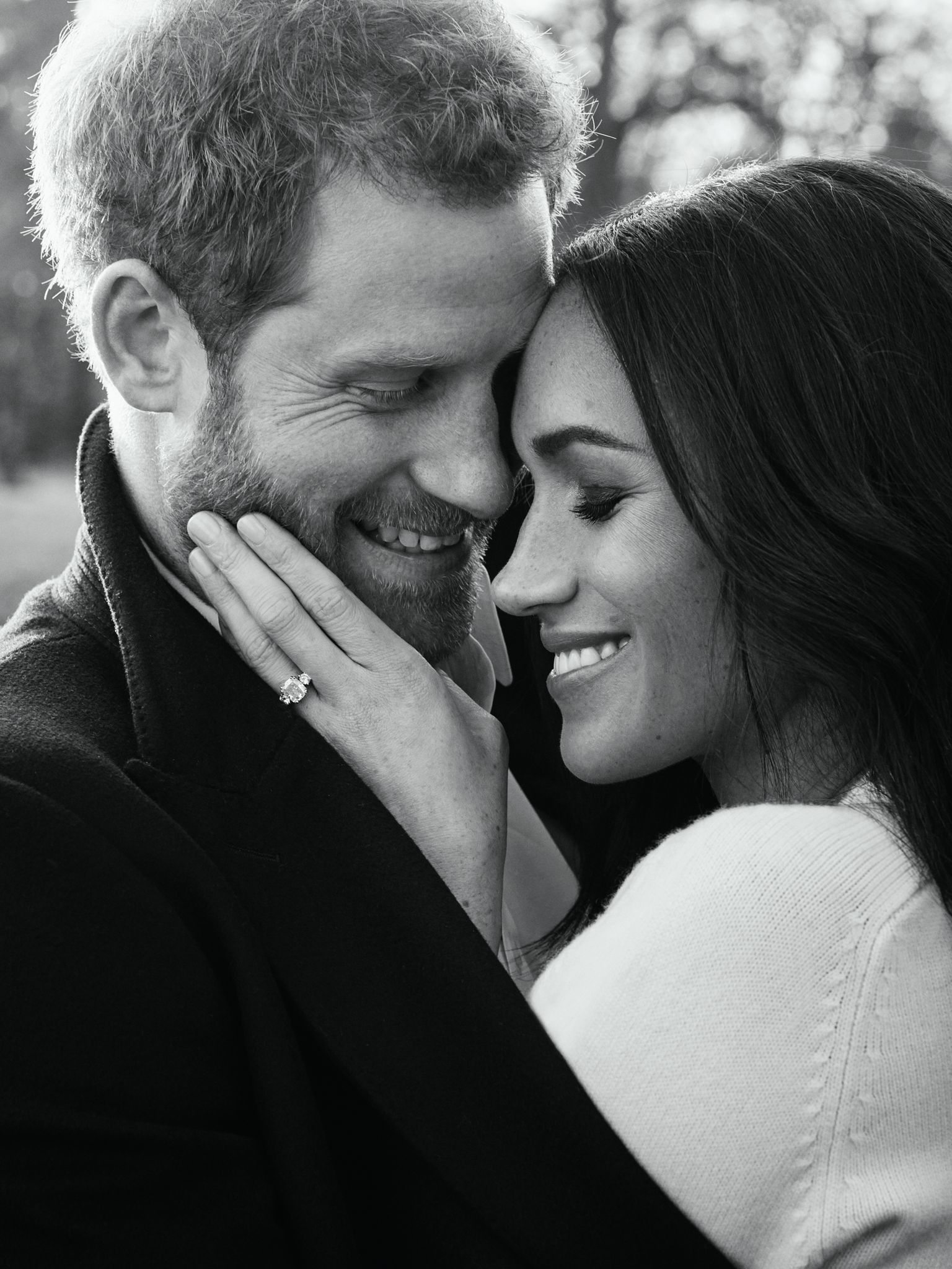 Prince Harry And Meghan Markle Engagement | Getty Images / Global Images Ukraine