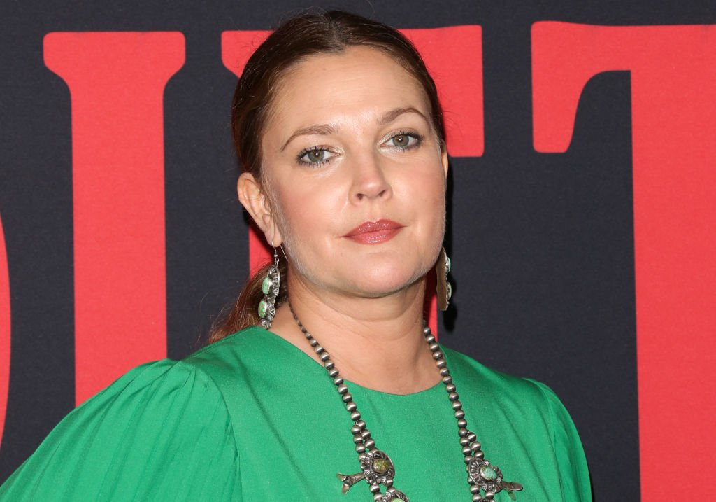 """Actress Drew Barrymore attends Netflix's """"Santa Clarita Diet"""" season 3 premiere at Hollywood Post 43 on March 28, 2019 in Los Angeles, California 