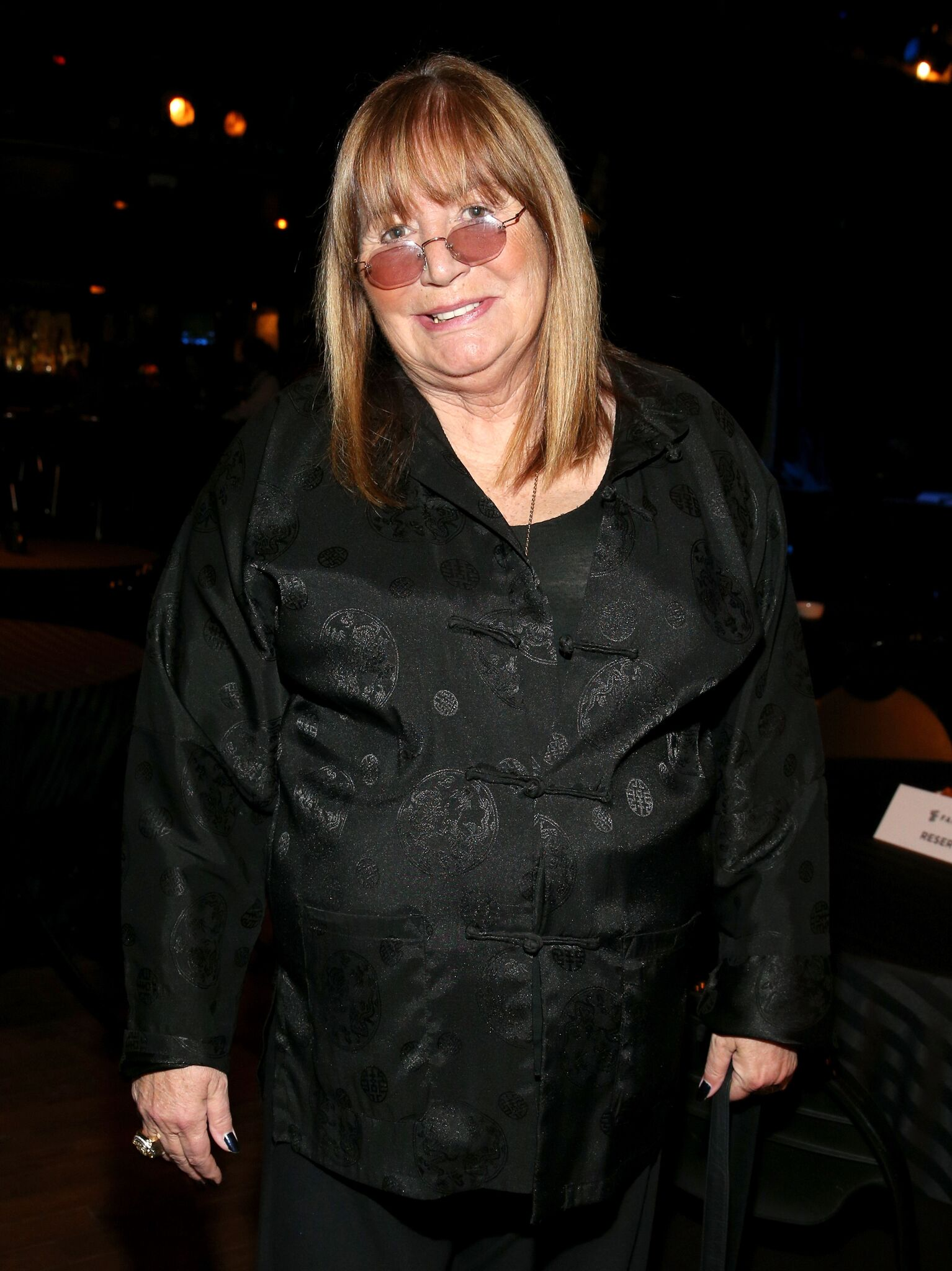 Actress/director Penny Marshall attends the celebration of black cinema hosted by Broadcast Film Critics Association | Getty Images
