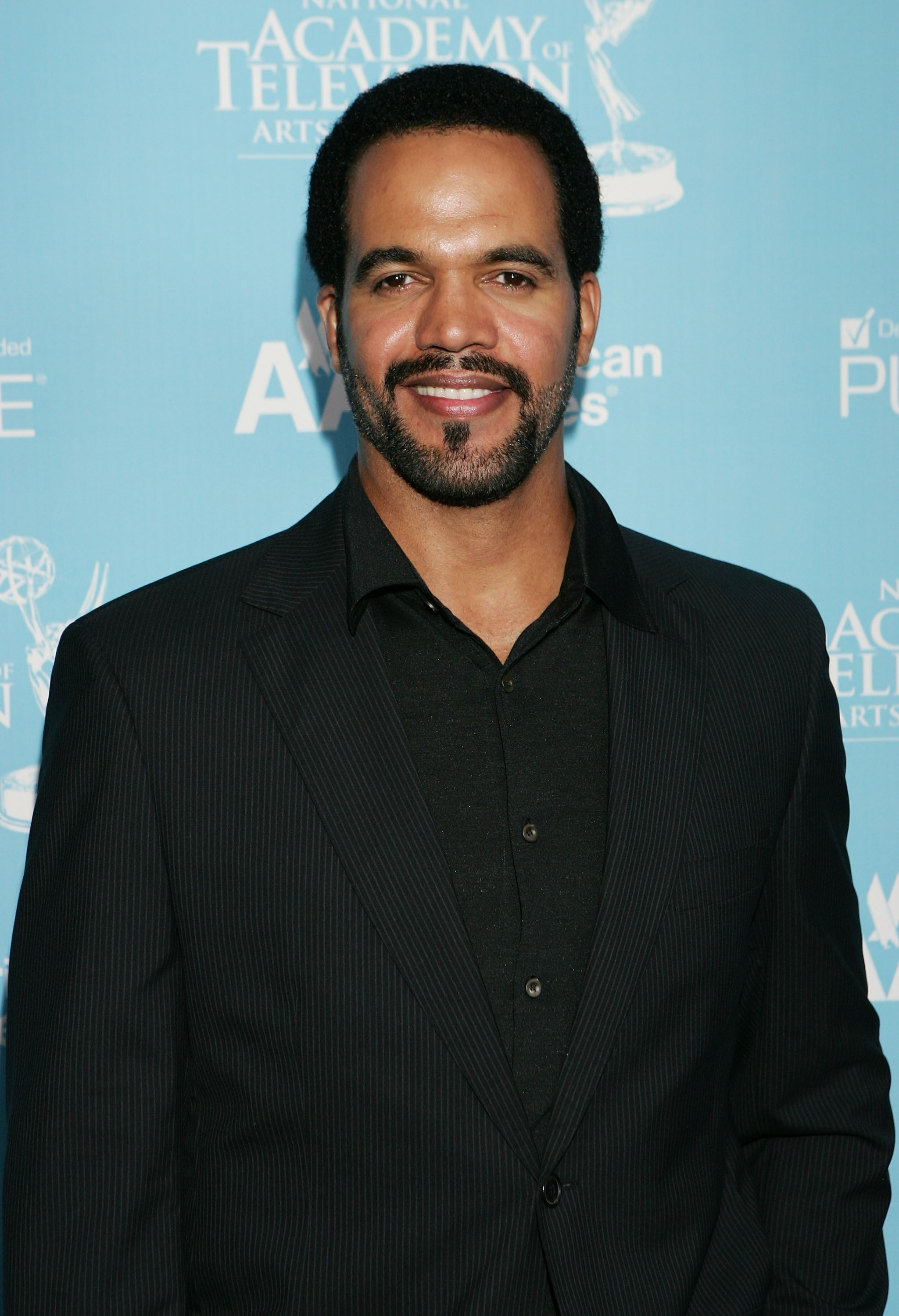 "Kristoff St. John attends ""The Young And The Restless"" Live Script Read And Panel at The Paley Center for Media  