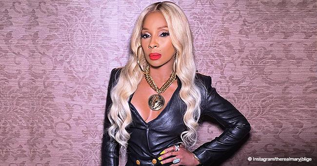 Mary J. Blige Is Killin' It in Leather Mini-Dress & Boots (Photo)