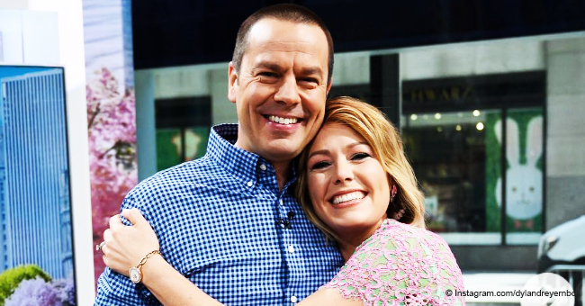 Dylan Dreyer Bursts into Tears after Her Brother Surprises Her on Air