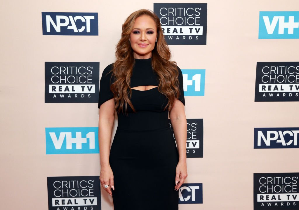 Leah Remini attends the Critics' Choice Real TV Awards at The Beverly Hilton Hotel on June 02, 2019 in Beverly Hills, California. | Photo:Getty Images
