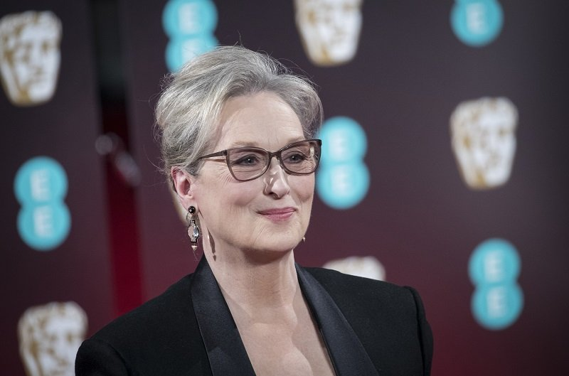 Meryl Streep on February 12, 2017 in London, England | Photo: Getty Images