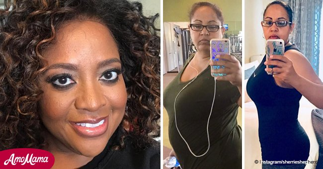 'View' co-host Sherri Shepherd stuns in fresh photos after a magical loss of 25 pounds