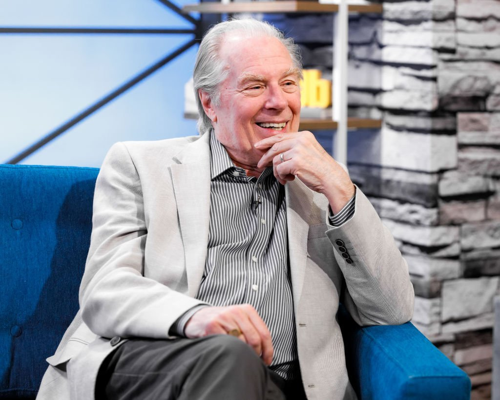 Actor Michael McKean visits 'The IMDb Show' on August 6, 2019 in Studio City, California.  | Getty Images / Global Images Ukraine