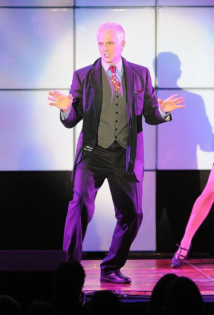 Actor Patrick Cassidy performs at the 20th Anniversary Alzheimer's Association 'A Night at Sardi's' at The Beverly Hilton Hotel | Getty Images / Global Images Ukraine