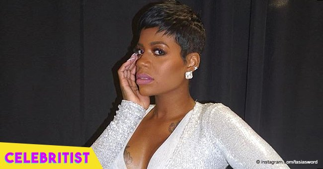 Fantasia Barrino's grown daughter turns it up in video with her curvy figure in skimpy top