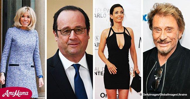 Brigitte Macron, François Hollande, Johnny Hallyday: découvrez les sosies de célèbres personnalités