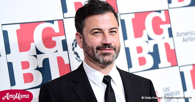 Jimmy Kimmel shares a cute photo of son on his first birthday