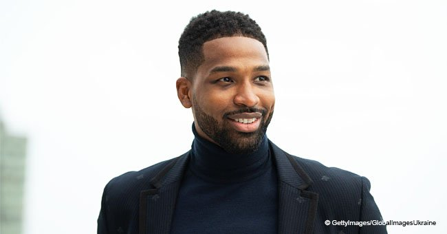 Tristan Thompson Isn't Dating Mystery Woman He's Been Spotted with Twice, Sources Say
