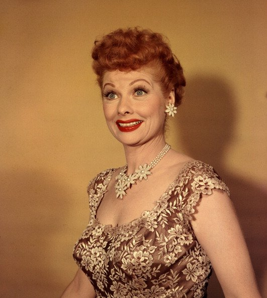 American actress and producer Lucille Ball.| Photo: Getty Images.
