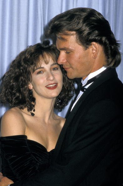 Jennifer Grey et Patrick Swayze. | Photo : Getty Images.