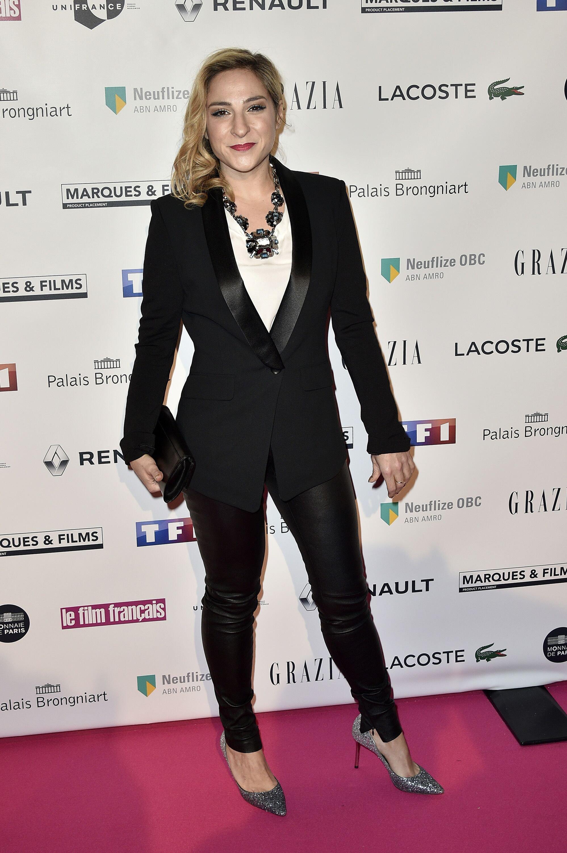 La comédienne Marilou Berry. l Source : Getty Images