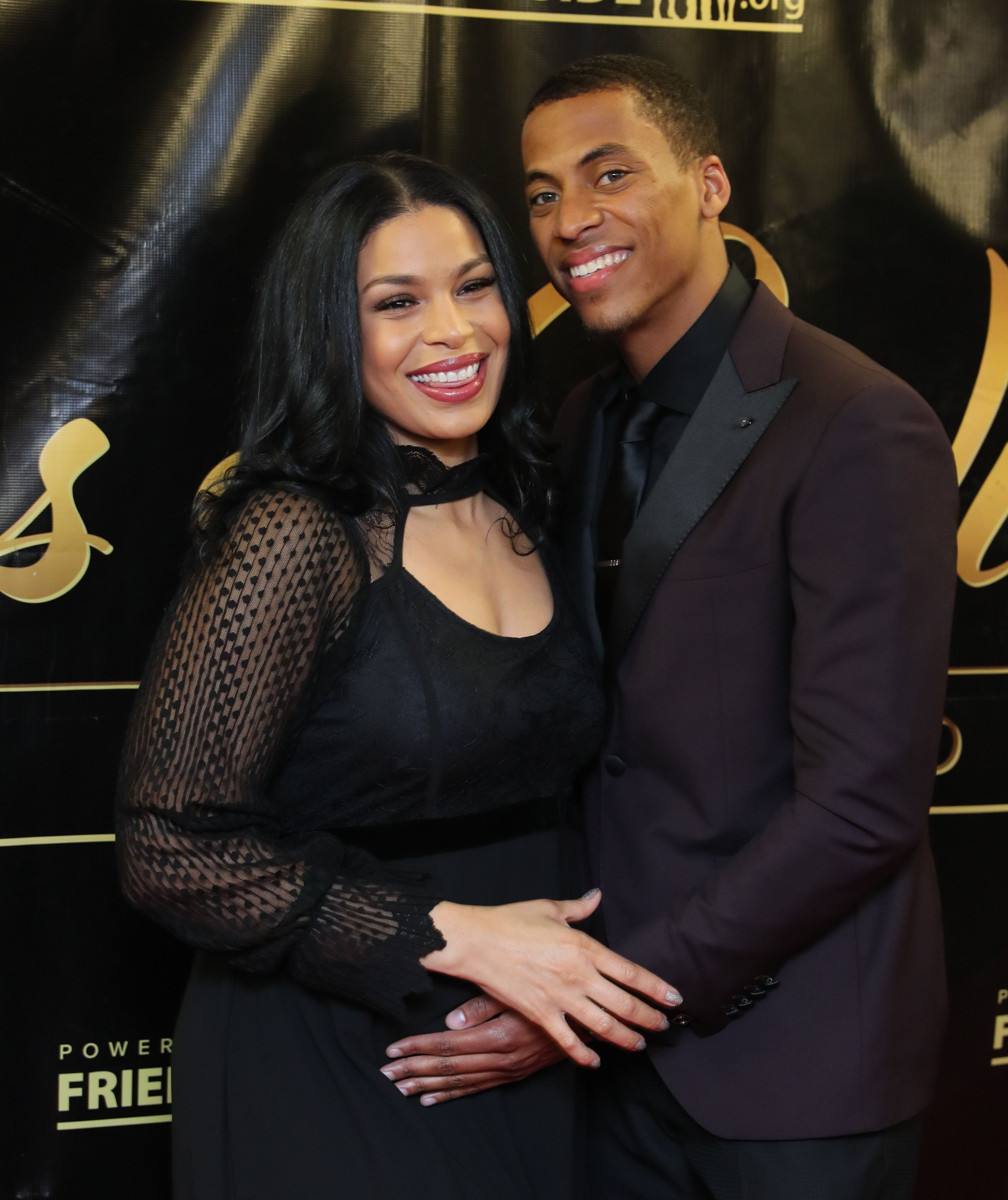 Jordin Sparks And Husband Dana Isaiah at the 2017 One Night With The Stars Benefit at The Theater at Madison Square Garden on December 4, 2017 | Photo: Getty Images