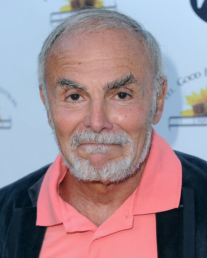 John Saxon attends the opening night of the Feel Good Film Festival at the Egyptian Theater  | Getty Images