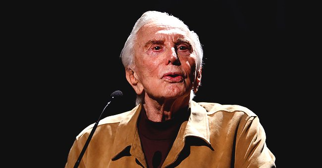 Kirk Douglas Laid to Rest at Private Funeral Attended by Family & Close Friends