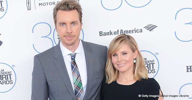 Actress Kristen Bell reveals she once 'breastfed' her husband