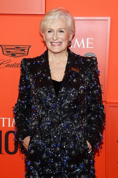 Glenn Close at Jazz at Lincoln Center on April 23, 2019 in New York City. | Photo: Getty Images