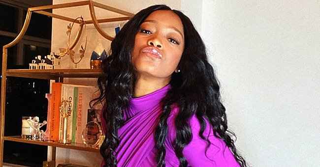 Keke Palmer Shows off Her Enviable Figure Rocking Revealing Outfits in These Throwback Photos