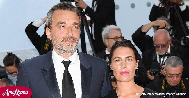 Les rares photos de famille d'Alessandra Sublet avec son ex-mari Clément Miserez pour Noël