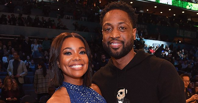 Fans Praise Dwyane Wade for Classy Response to Faizon Love's Claims about Kissing Gabrielle Union