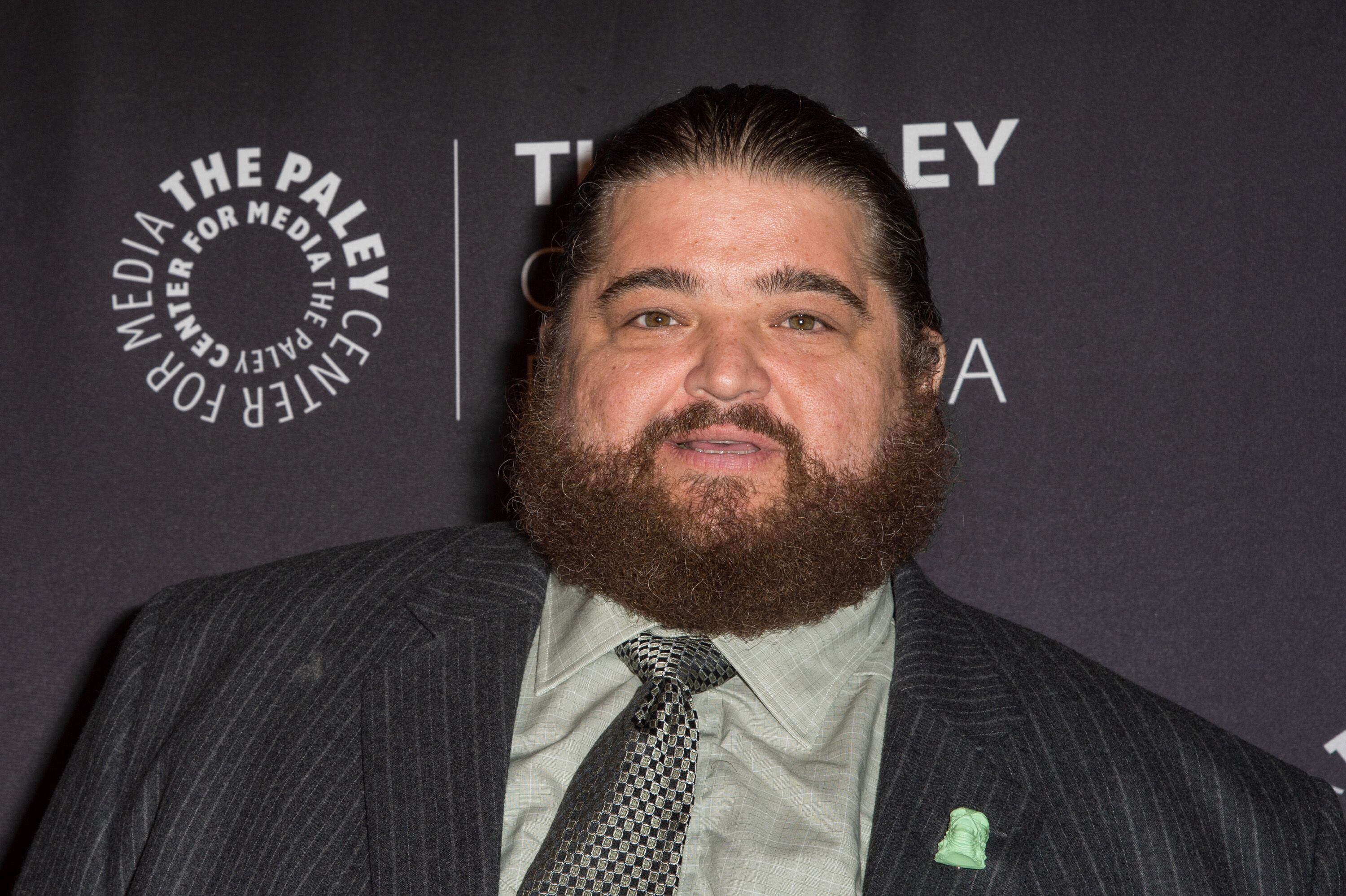 Jorge Garcia arrives at The Paley Center for Media's Hollywood Tribute to Hispanic Achievements in Television event. | Source: Getty Images