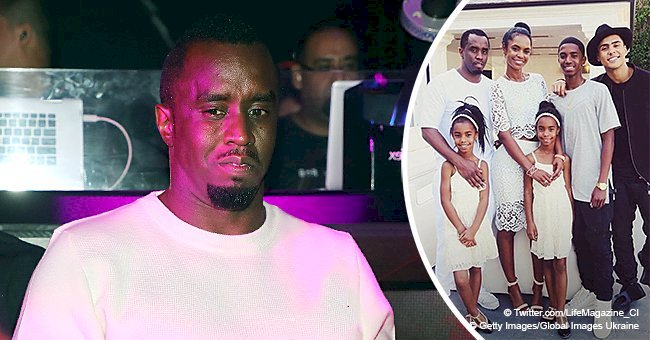 P. Diddy reportedly 'devastated and shocked' after ex-girlfriend Kim Porter passes away at only 47