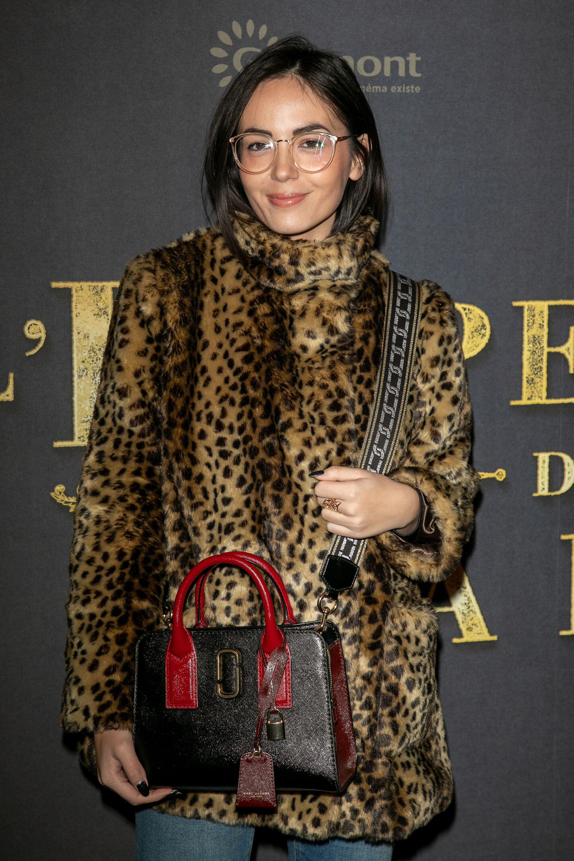 La journaliste Agathe Auproux. l Source : Getty Images