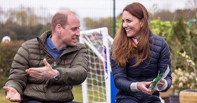 Prince William Reveals His Wife Kate Middleton Does All the Gardening