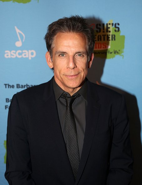 Ben Stiller at The New York Marriott Marquis on November 18, 2019 in New York City. | Photo: Getty Images