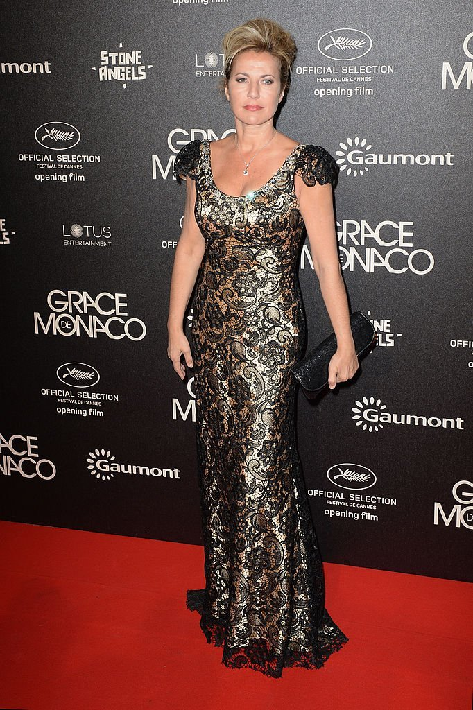 "Natacha Amal  assiste à l'after fête pour ""grace de monaco"" lors de la 67e édition du festival de film de canne le 14 mai 2014 à cannes. 