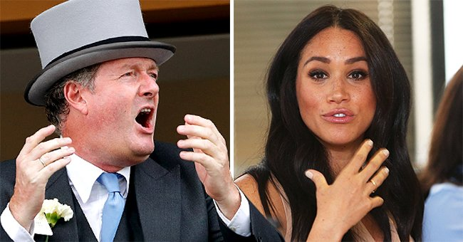 Piers Morgan Demands Meghan Markle Reveal Name of Royal Who Made Remark on Archie's Skin Color