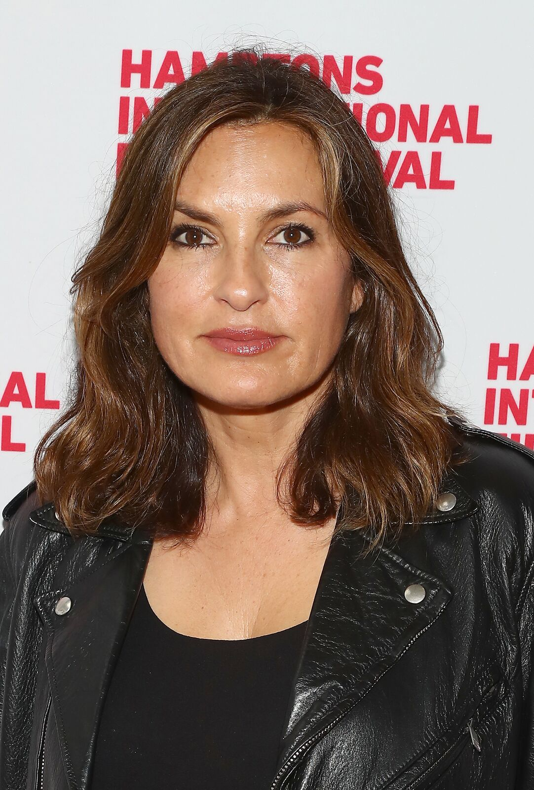 "Producer Mariska Hargitay attends the red carpet for ""I Am Evidence"" during Hamptons International Film Festival 2017 - Day Four on October 8, 2017 in East Hampton, New York 