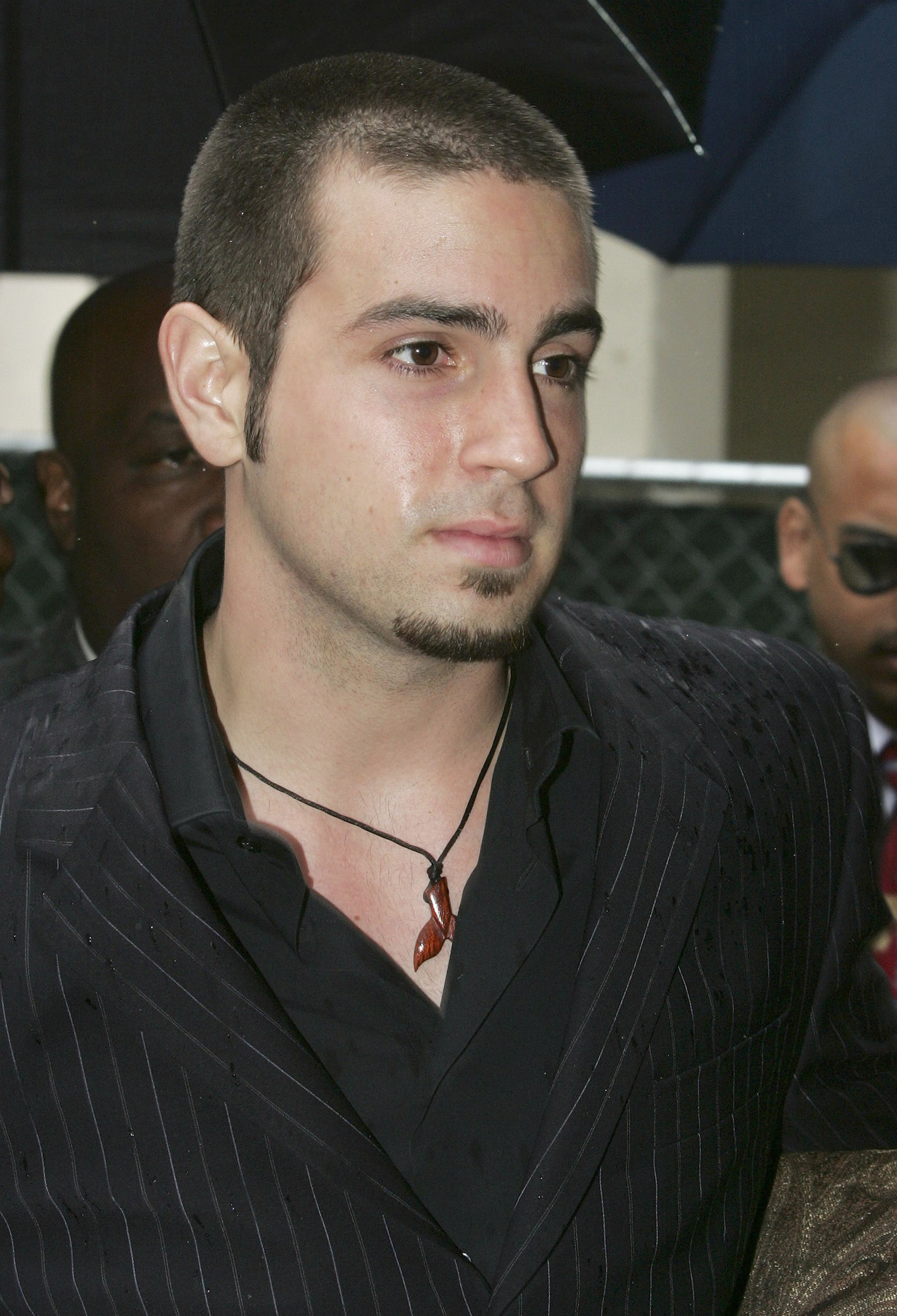 Wade Robson at the Santa Barbara County Superior Court during Michael Jackson's child molestation trial in May 2005. | Photo: Getty Images.