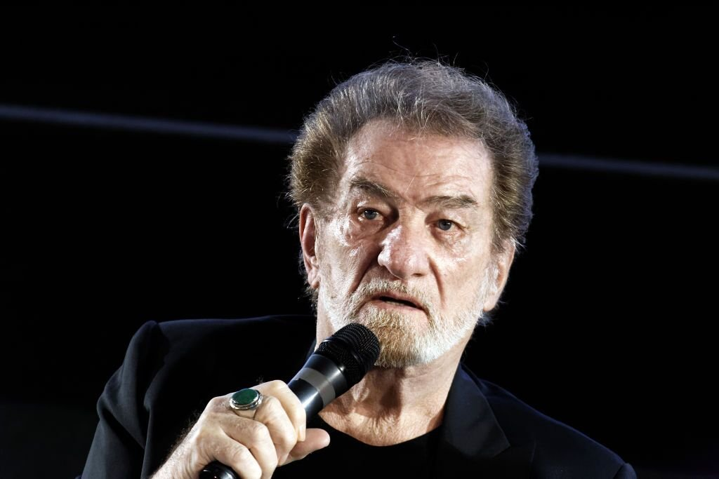 Eddy Mitchell assiste à la master class d'Eddy Mitchell le jour 2 du 9e Festival du Film Lumière le 15 octobre 2017 à Lyon, France. | Photo : Getty Images