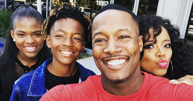 Meet 'One on One' Star Flex Alexander's Gorgeous Wife of 21 Years Shanice & Their 2 Kids