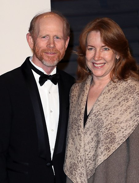 Ron Howard and Cheryl Howard at the Wallis Annenberg Center for the Performing Arts on February 22, 2015 in Beverly Hills, California. | Photo: Getty Images