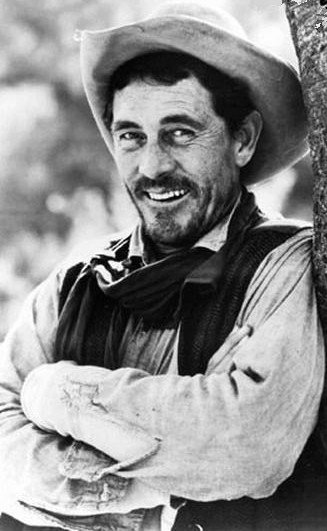 Ken Curtis poses for a western film, February 15, 1964. | Source: Wikimedia Commons