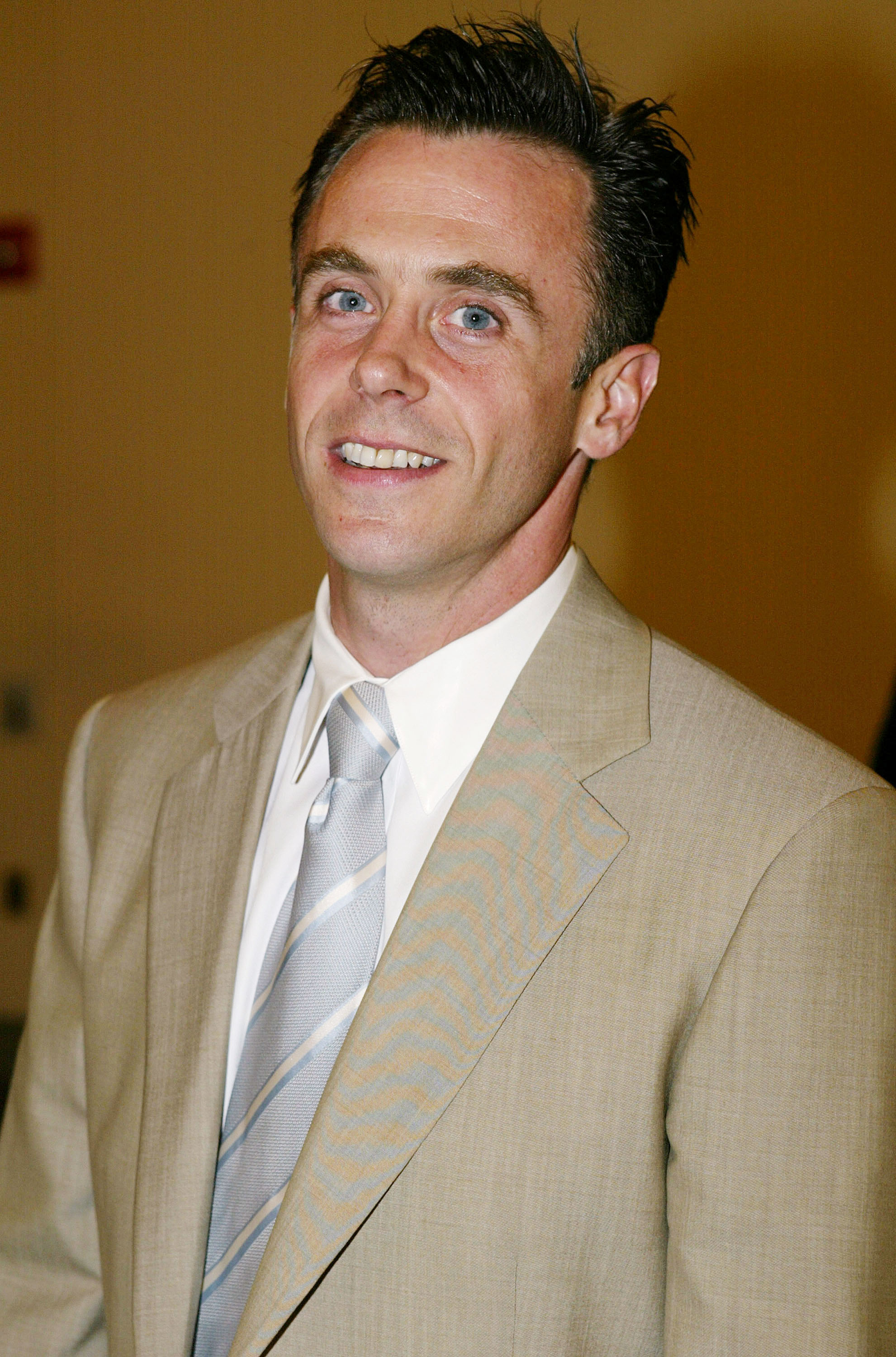"David Eigenberg attends HBO's ""Sex and the City"" screening party June 18, 2003 