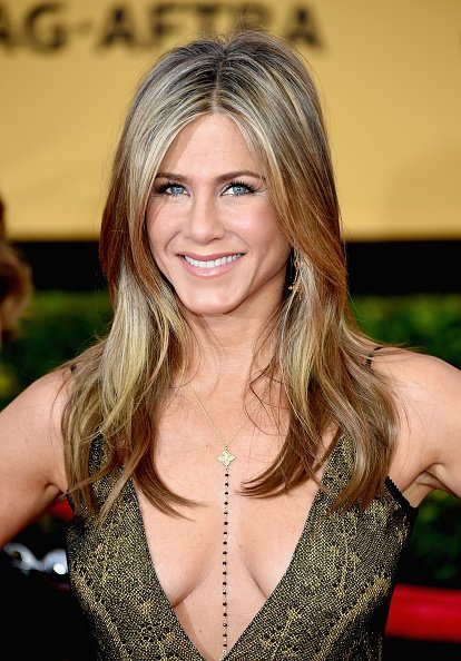 Jennifer Aniston at the 21st Annual Screen Actors Guild Awards in Los Angeles, California.| Photo: Getty Images.