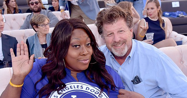 Loni Love Shares a Cute Photo of Her Boyfriend's Grandkids as She Tries to Help with Homeschooling