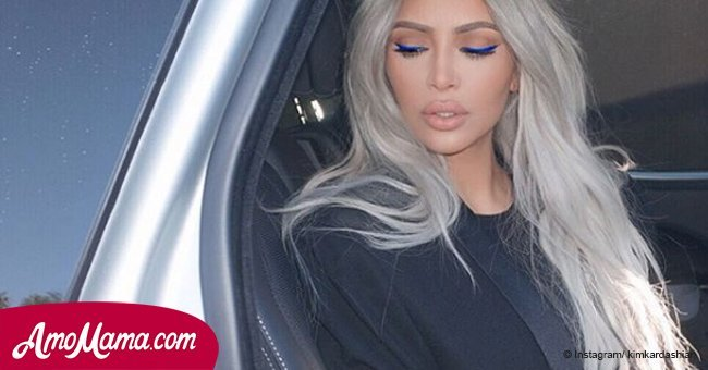Kim Kardashian's new 'leaving little to imagination' photo makes fans think she needs some tan