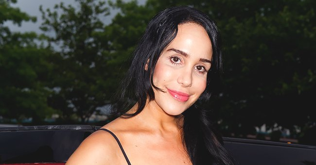 Natalie 'Octomom' Suleman Shows off Her Toned Figure in Gym Photos