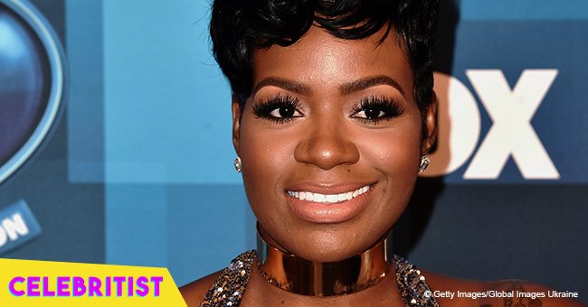 Fantasia Barrino shows off dance moves in see-through black trousers